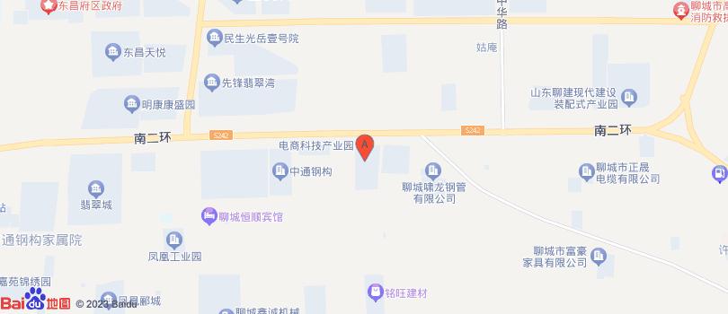 聊城市宝鑫钢管有限公司