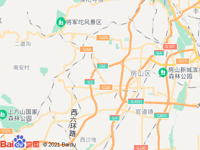 北京欧盛恒昌货架厂地理坐标