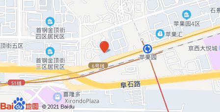 中国铁建·耀中心地图 - 中国铁建·耀中心在哪里?
