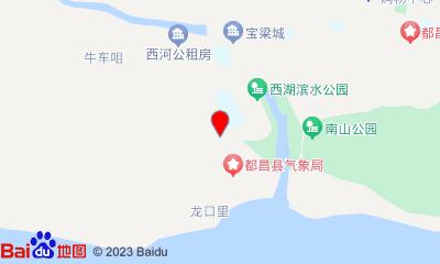 九江中影恒业国际影城周边地图