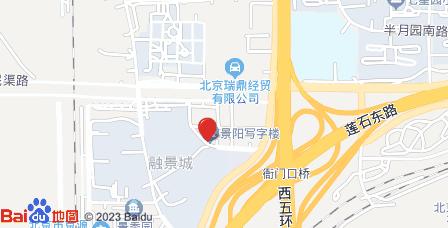 景阳商务大厦地图 - 景阳商务大厦在哪里?