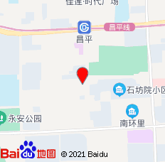 北京文惠宝宾馆位置图