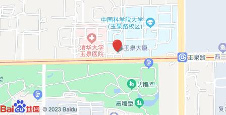 玉泉大厦地图 - 玉泉大厦在哪里?