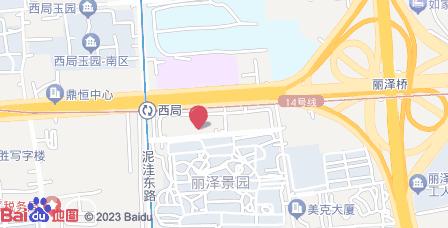 恒泰广场(恒泰中心)地图 - 恒泰广场(恒泰中心)在哪里?