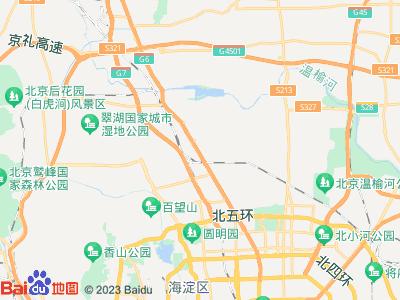 龙泽 佰嘉城 次卧 朝东北 A室位置图片