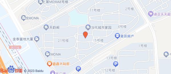 IMOMA小区地图