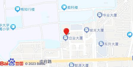 清华科技园创业大厦地图 - 清华科技园创业大厦在哪里?