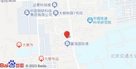 富海大厦地图 - 富海大厦在哪里?