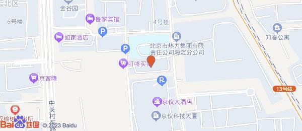汉荣家园小区地图