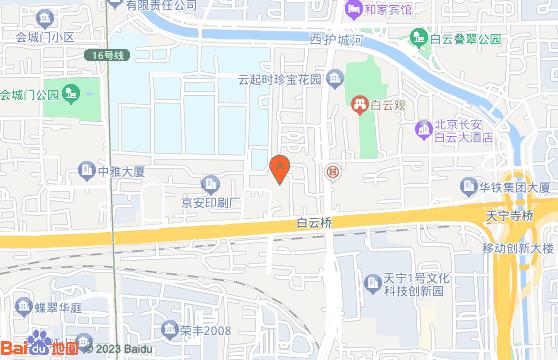 北京市西城区莲花池东路甲3号院北楼一层