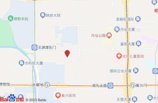 中国农业机械流通协会位置图