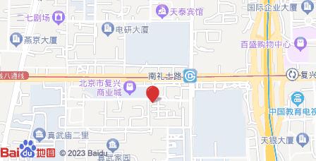 中化大厦地图 - 中化大厦在哪里?