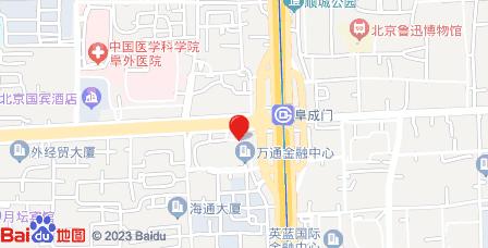 万通新世界广场地图 - 万通新世界广场在哪里?
