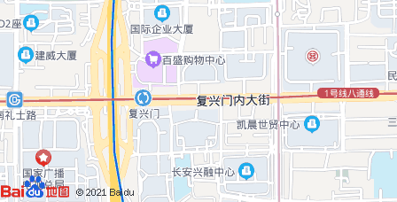 远洋大厦地图 - 远洋大厦在哪里?