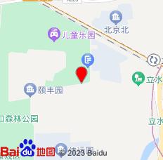 北京新盟家庭公寓(合立方店)位置图