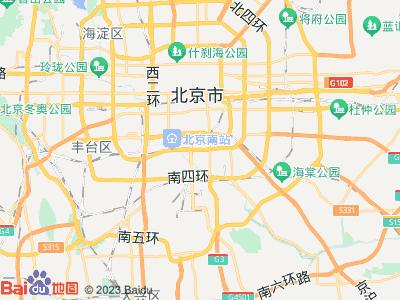 刘家窑 远中悦麒 主卧 朝南 C室位置图片