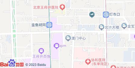 澳门中心地图 - 澳门中心在哪里?