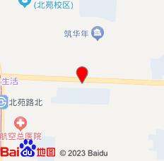 北京新盟家庭公寓(蕴实园店)位置图