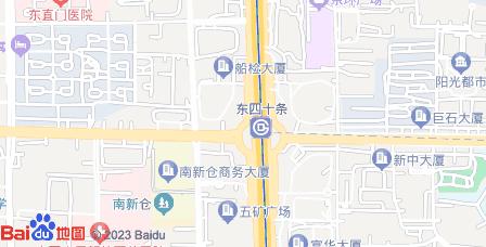中汇广场地图 - 中汇广场在哪里?