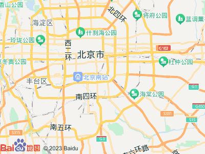 蒲黄榆 芳城园三区  主卧 朝北 C室位置图片