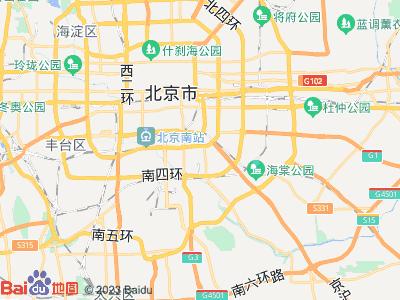 成寿寺 四方景园四区 主卧 朝南 C室位置图片