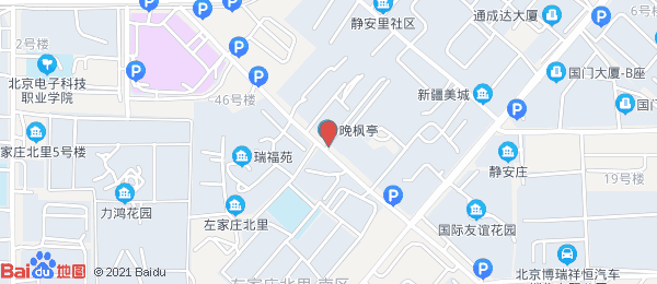 静安里小区地图