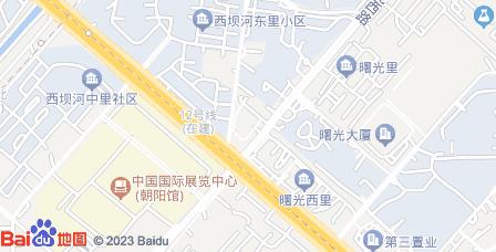 三元大厦地图 - 三元大厦在哪里?
