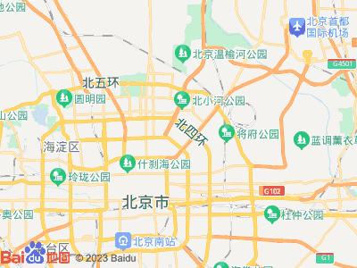 太阳宫 新纪家园 次卧 朝南 A室位置图片
