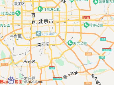 成寿寺 中海城圣朝菲 主卧 朝北 D室位置图片