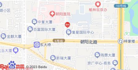 复星国际中心地图 - 复星国际中心在哪里?