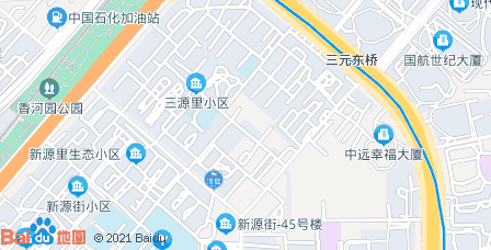 信和大厦地图 - 信和大厦在哪里?