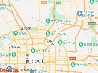 望京 首开知语城 次卧 朝南 B室位置图片