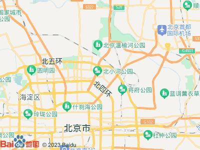 望京 南湖中园小区 次卧 朝北 C室位置图片