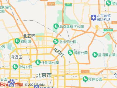 望京 南湖东园二区 次卧 朝东 B室位置图片