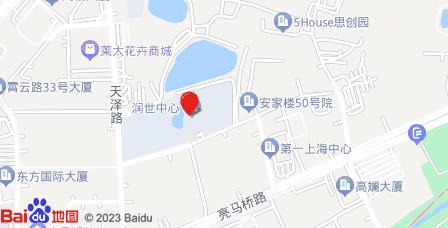 润世中心地图 - 润世中心在哪里?