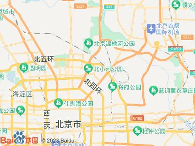 望京 望京新城 主卧 朝东 C室位置图片