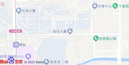 国能中心地图 - 国能中心在哪里?