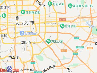 欢乐谷景区 垡头翠城馨园 主卧 朝西南 B室位置图片
