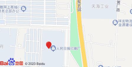 人民日报社动漫产业园地图 - 人民日报社动漫产业园在哪里?