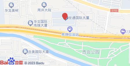 世通国际大厦地图 - 世通国际大厦在哪里?