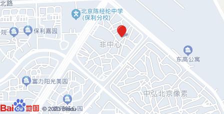 中弘·非中心地图 - 中弘·非中心在哪里?
