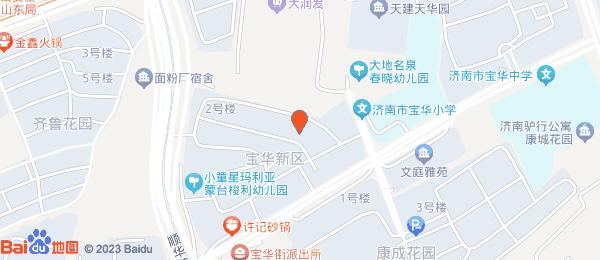 康城花园小区地图
