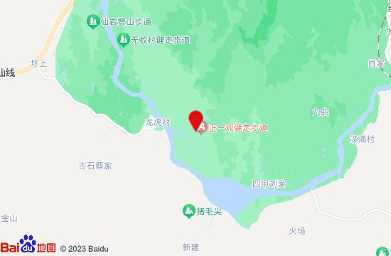 贵溪龙虎山仙宠乐园地图