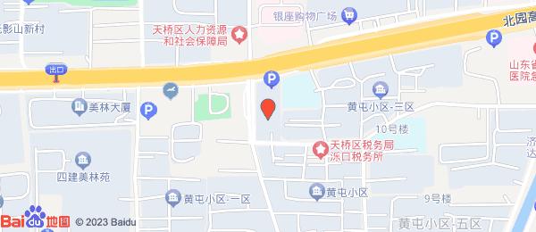 天建名人时代大厦小区地图