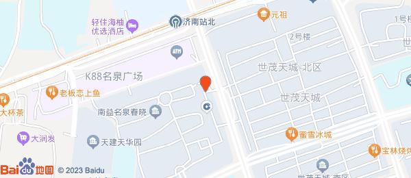 南益名泉春晓小区地图