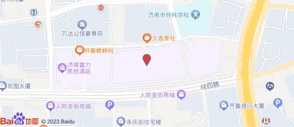 万达广场小区地图