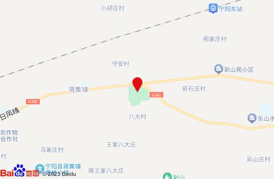 宁阳友邦庄园地图