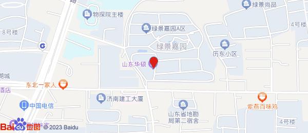 绿景嘉园小区地图