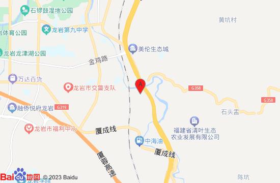龙岩董邦农耕文化园地图