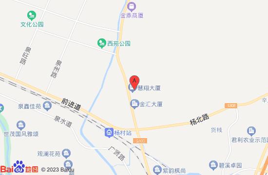 天津沐清汇温泉地图
